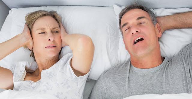 6 Tips Efektif Mengatasi Dengkur ketika Tidur