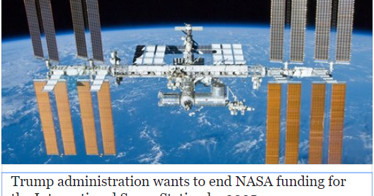 Don't End Funding of the International Space Station, Expand It
