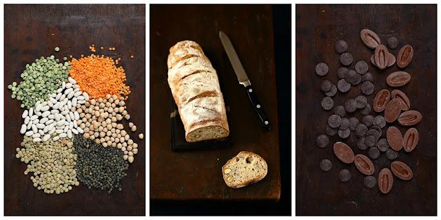 Prestations et services : écriture et photographie culinaire