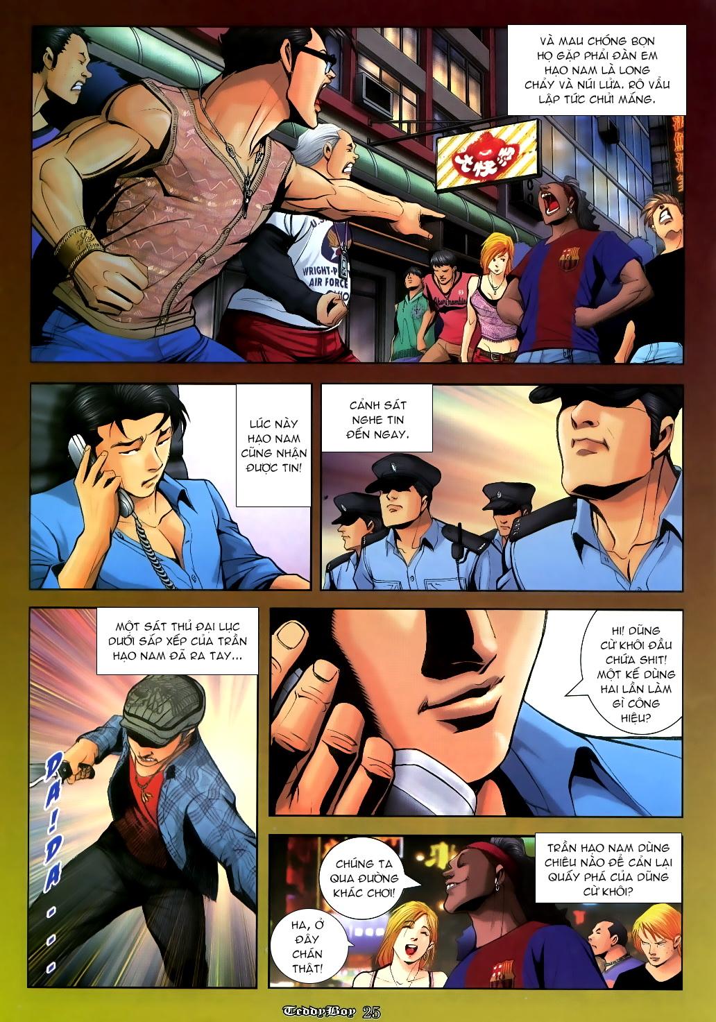 Người Trong Giang Hồ NetTruyen chap 987 - Trang 19