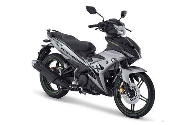 Warna Yamaha Jupiter MX King 150