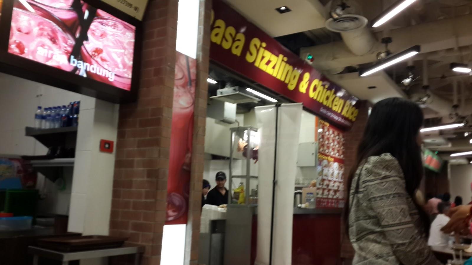 Subang Parade Food Court