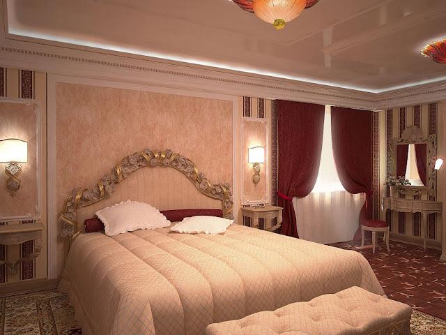 phòng ngủ đẹp- mẫu số 1