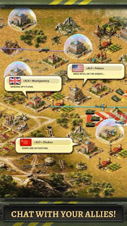 World at War: WW2 Strategy MMO Apk v1.8.0 Mod
