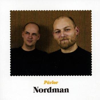 Nordman stampar pa