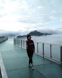 jembatan kaca Toraja Sulawesi Selatan