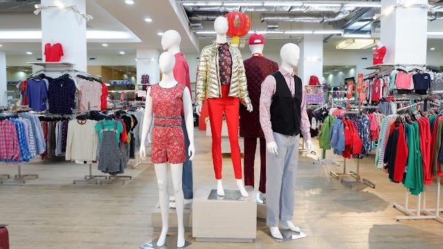 Koleksi Fashion Imlek di Mangga Dua Square