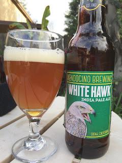 Mendocino White Hawk IPA 1