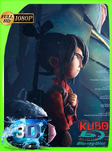 Kubo and the Two Strings (2016) Latino Full 3D SBS 1080P [GoogleDrive] dizonHD