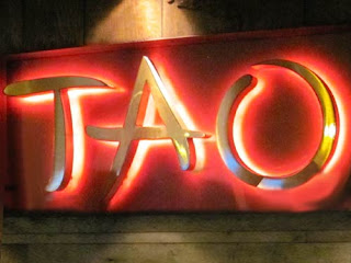 TAO Sign Manhattan