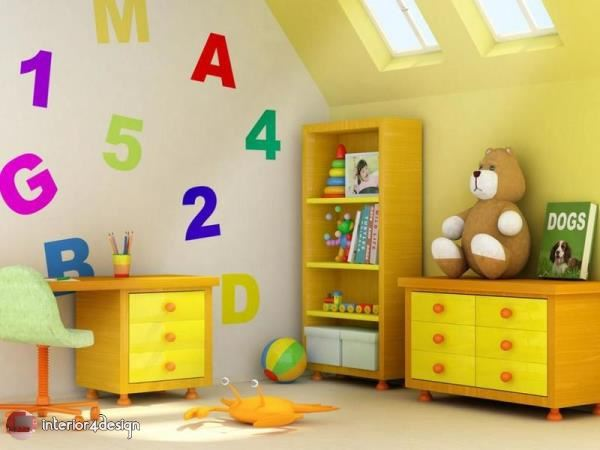 How To Organize Your Baby's Bedroom 8