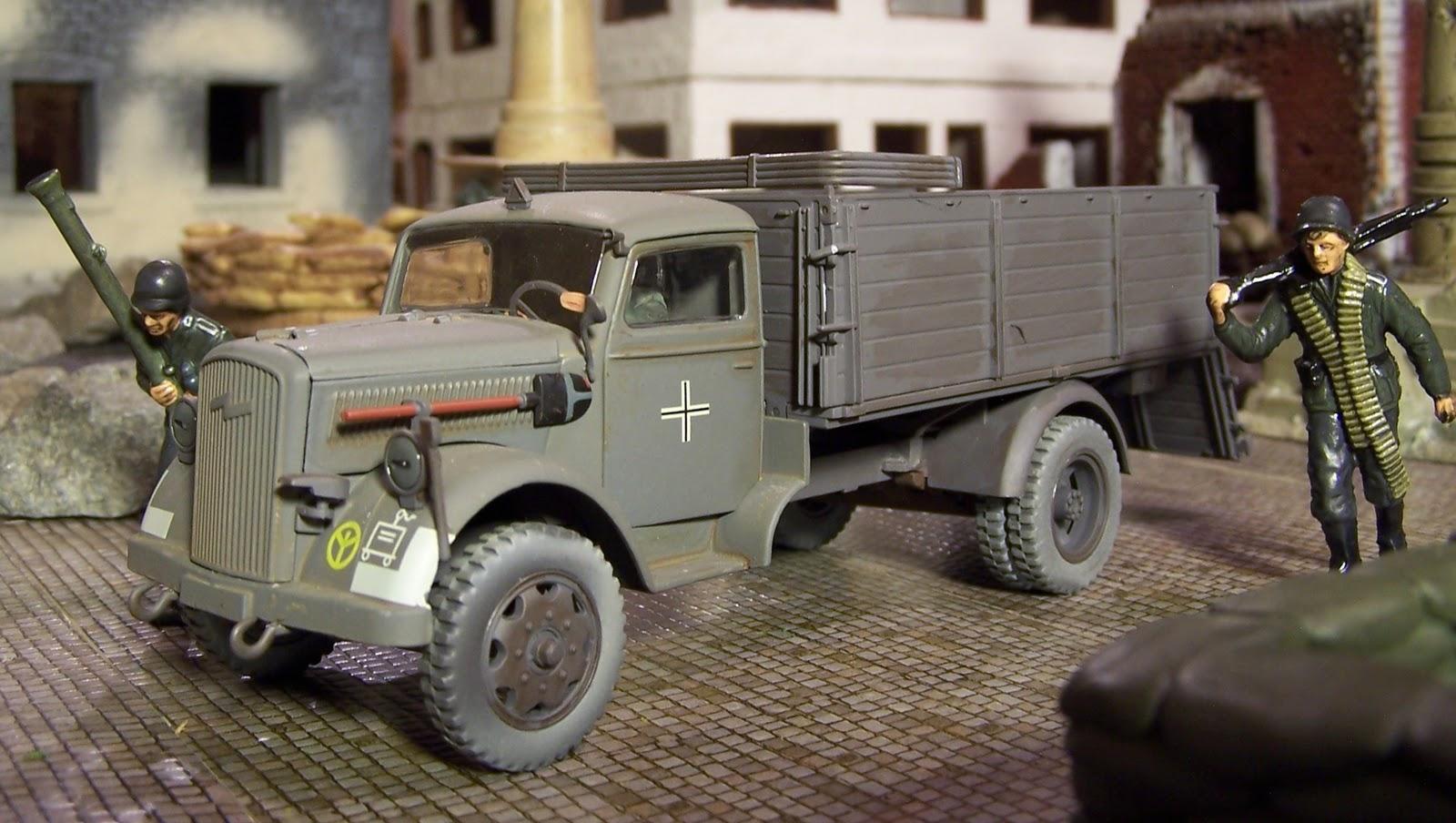 German Pickups - Model page