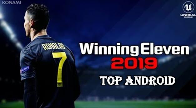 تحميل لعبة Winning Eleven 2019 V9 \ WE 2019 باخر الانتقالات