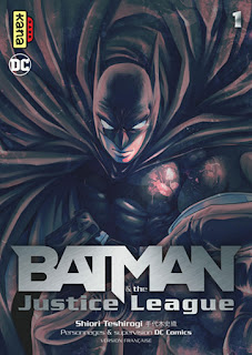 [7BD] Batman and the Justice League - tome 1