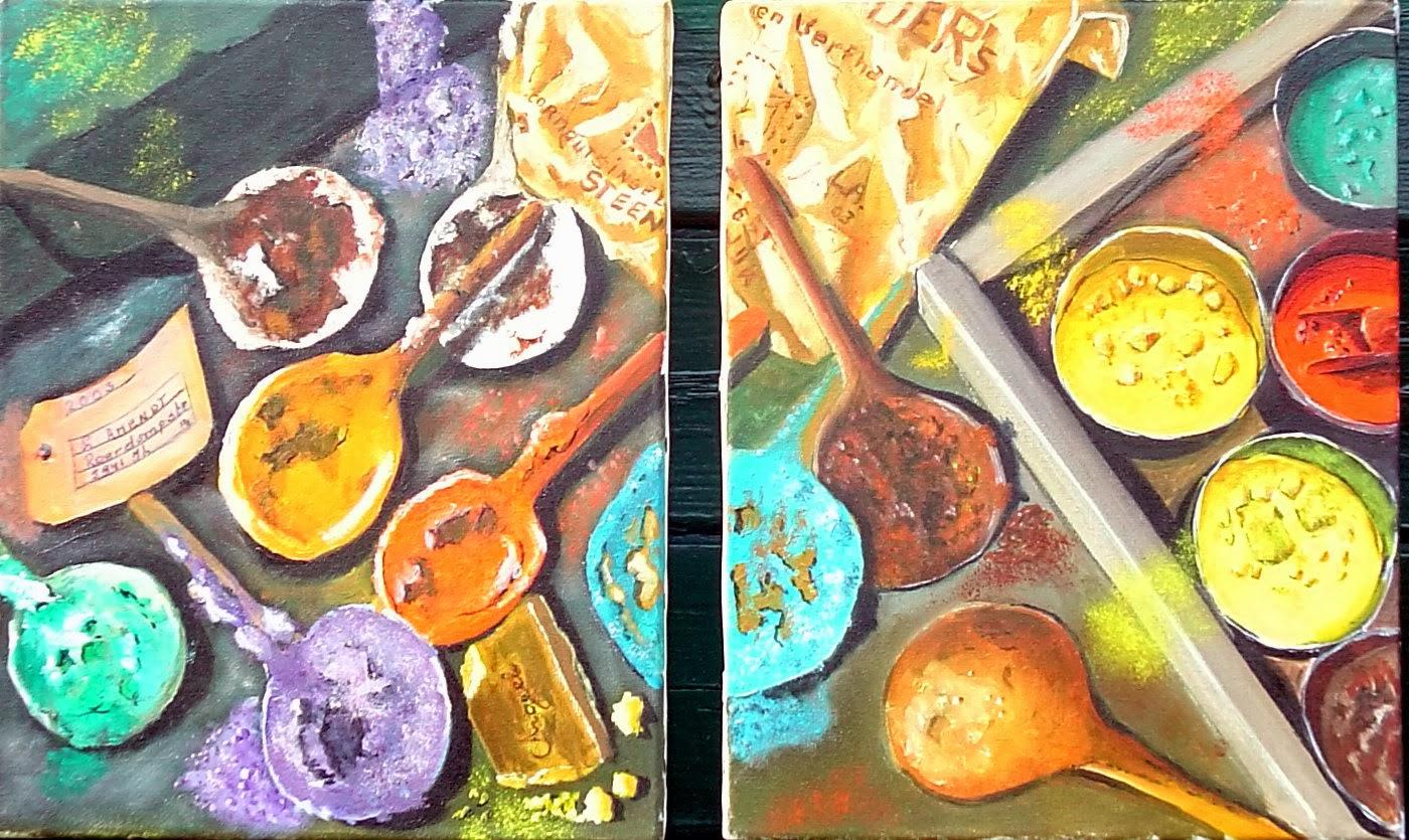 verf voor kunstschilders