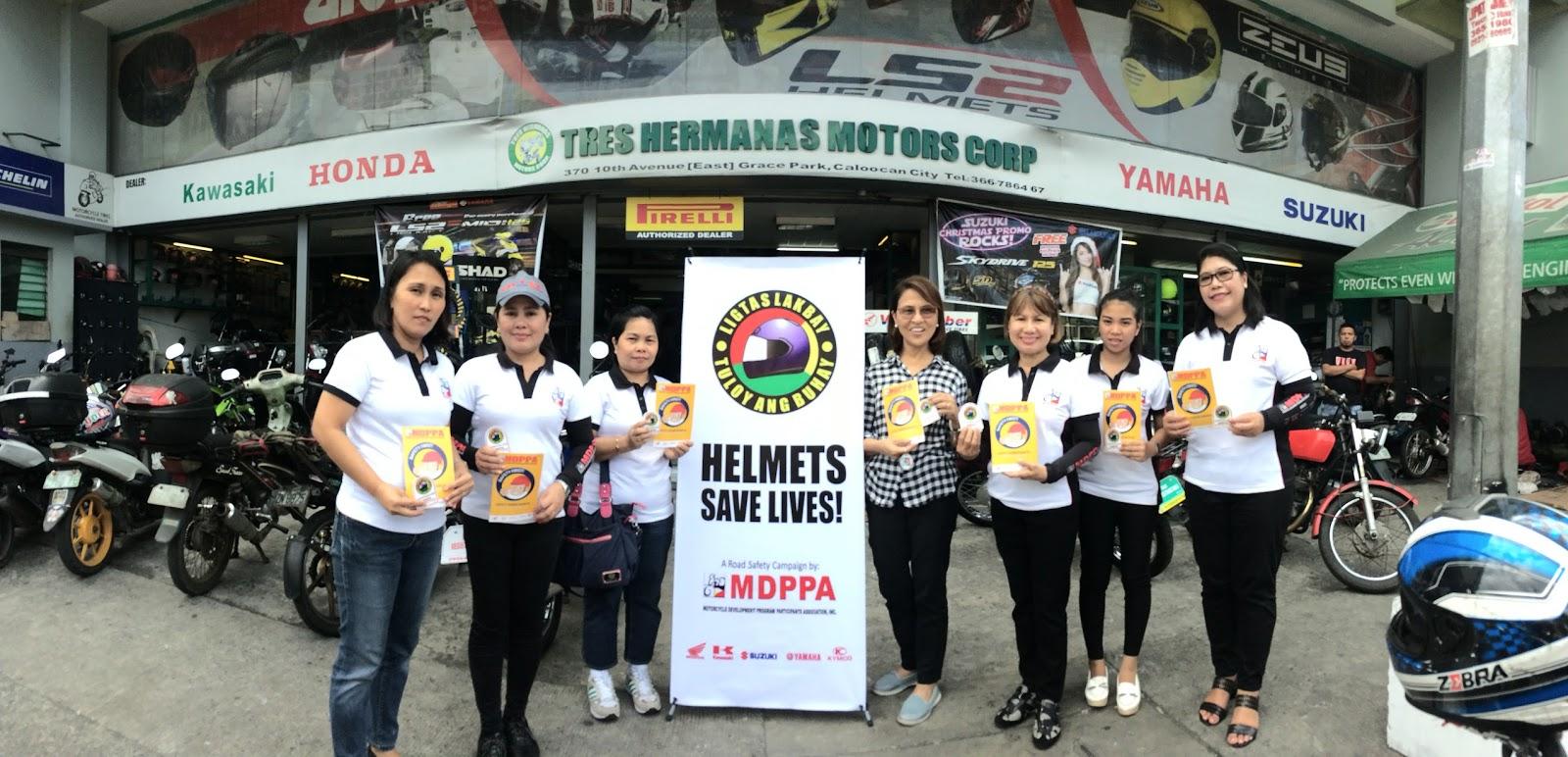 Helmets Save Lives