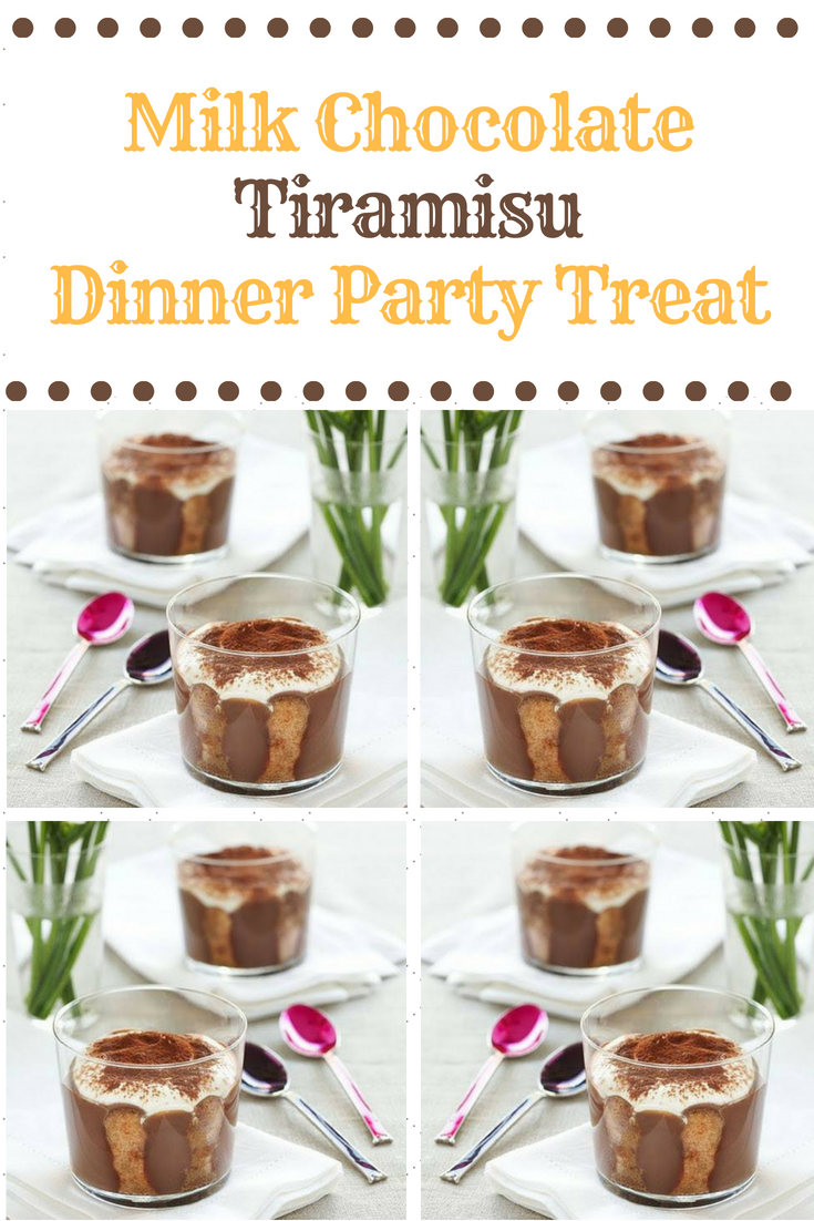 Milk Chocolate Tiramisu