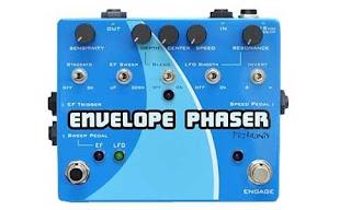Pigtronix Envelope Phaser (Pedal Efek Gitar)