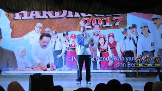 Lomba Balap Pancung Belakangpadang, Puncak Perayaan Hardiknas Kota Batam 2017 10