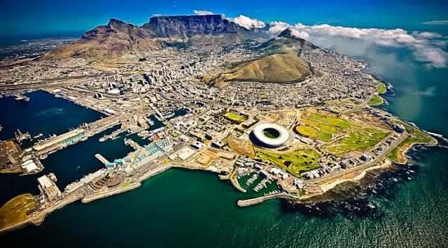 Pergi ke Cape Town