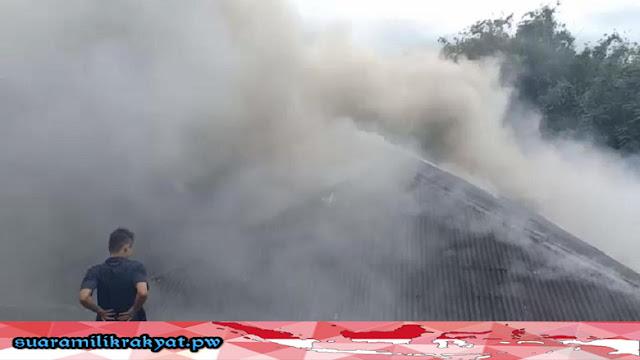 Kebakaran Lapas Biaro Sumbar, 20 Napi Diperiksa Polisi