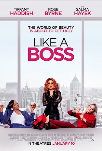 Like a Boss (BRRip 720p Dual Latino / Ingles) (2020)
