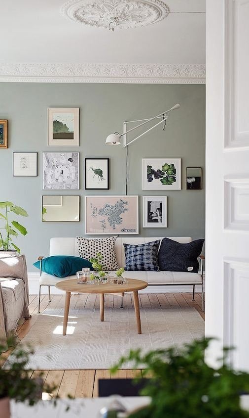 scandinavian style that's not monochrome