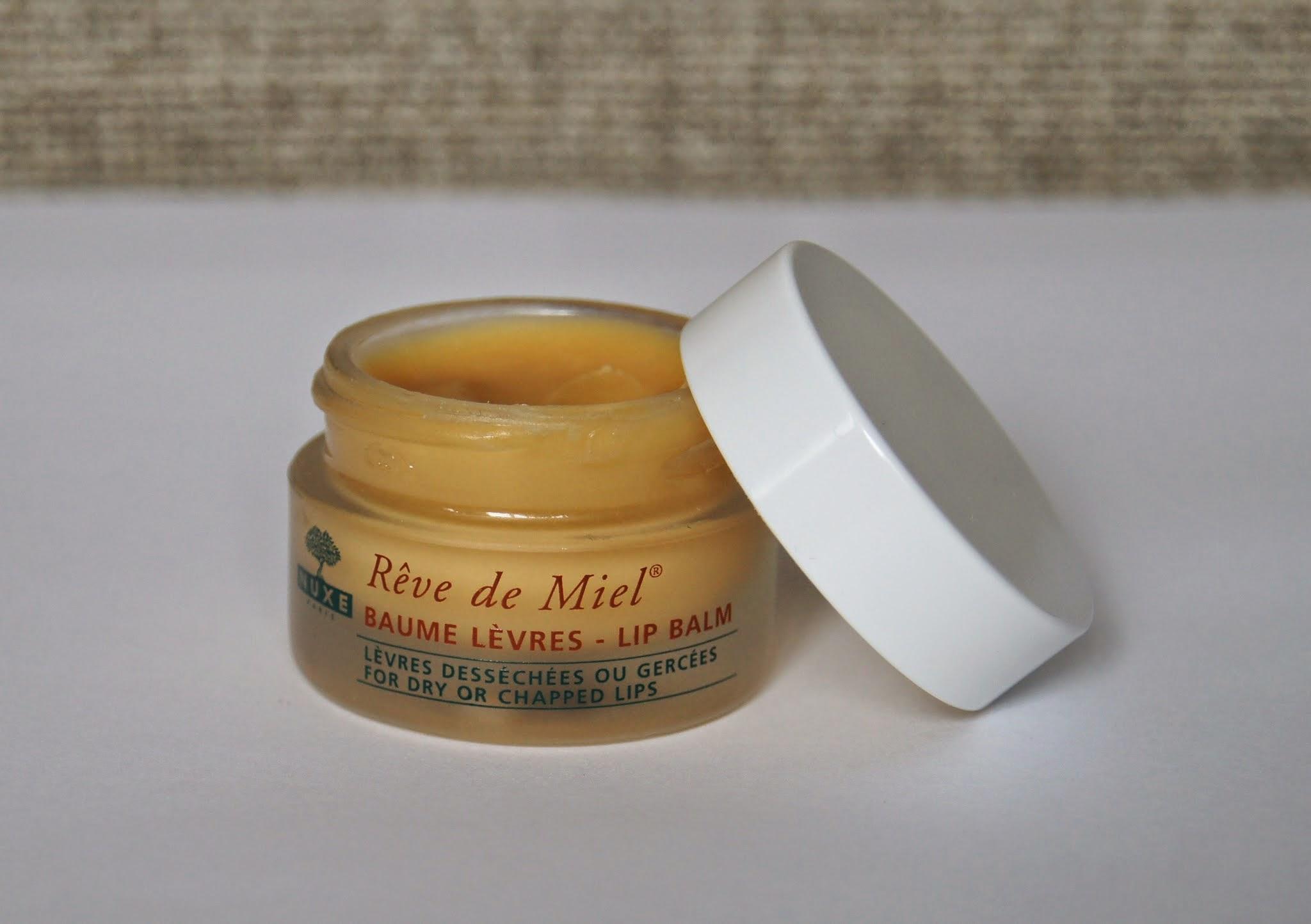 Nuxe Reve De Miel Honey Lip Balm