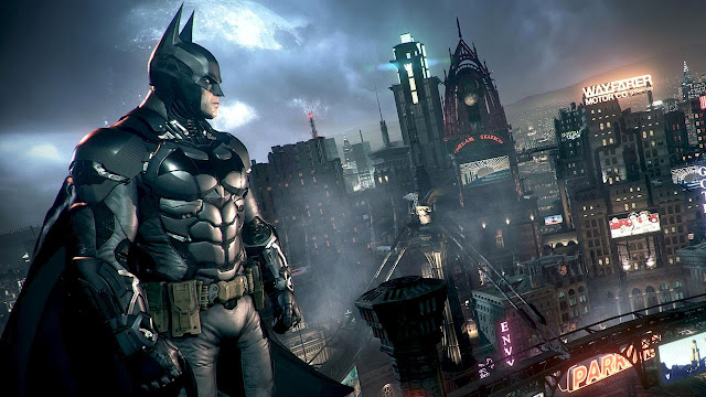 تحميل لعبة BATMAN للكمبيوتر برابط مباشر