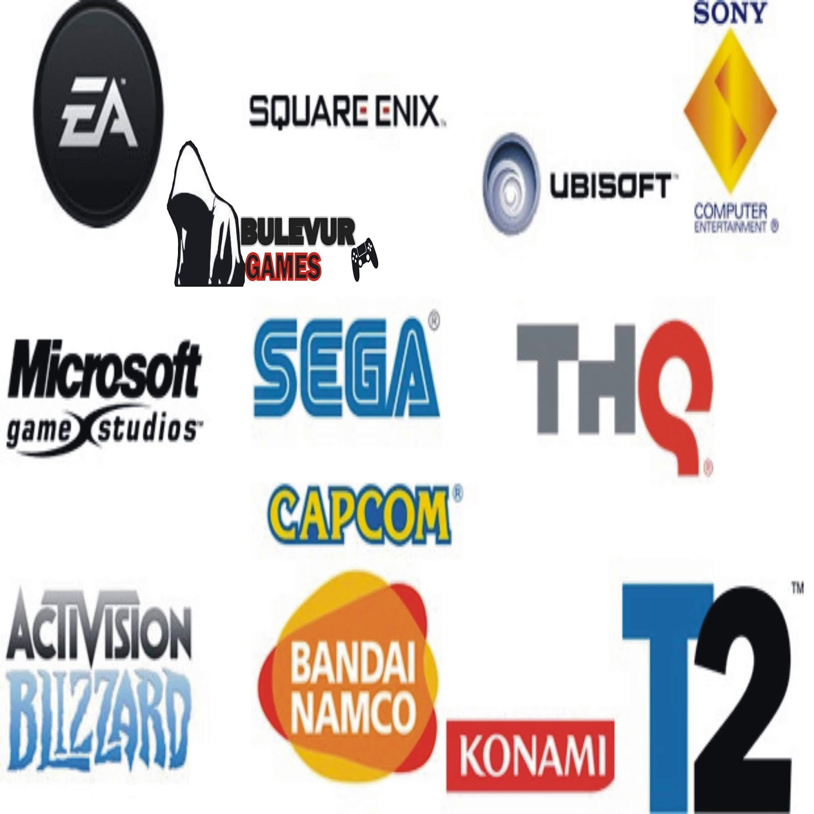 Top 10 Video Game Company Names With Their World Ranking