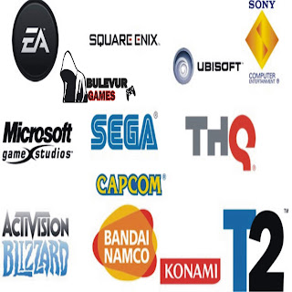 Top 10 video game company names