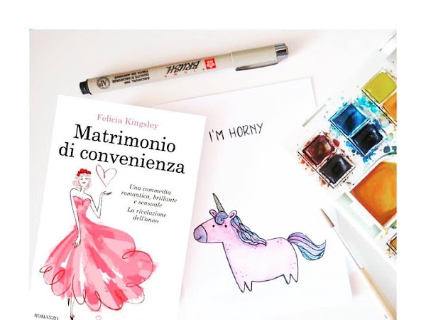 Recensione Matrimonio Di Convenienza Di Felicia Kingsley