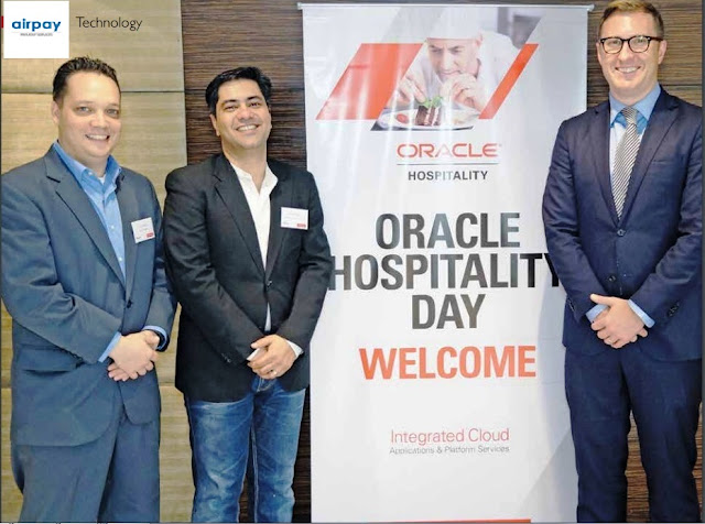 AirPay Partnered with Oracle Hospitality