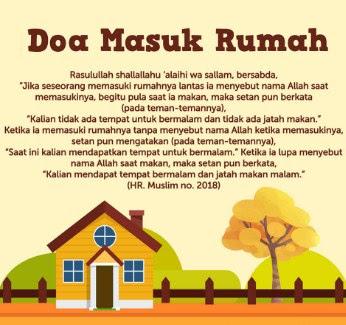 Audio Doa Keluar Masuk Rumah Sunnah [ Arti Dan Hadist ]