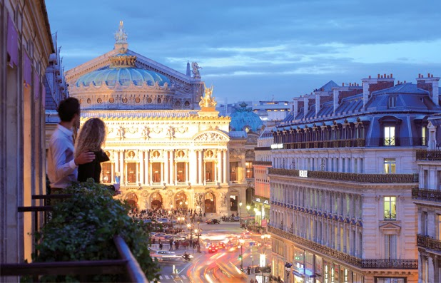 Choosing Hotels in Paris
