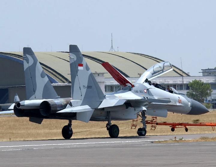 Sukhoi 30 SK