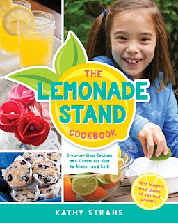 The Lemonade Stand Cookbook cover