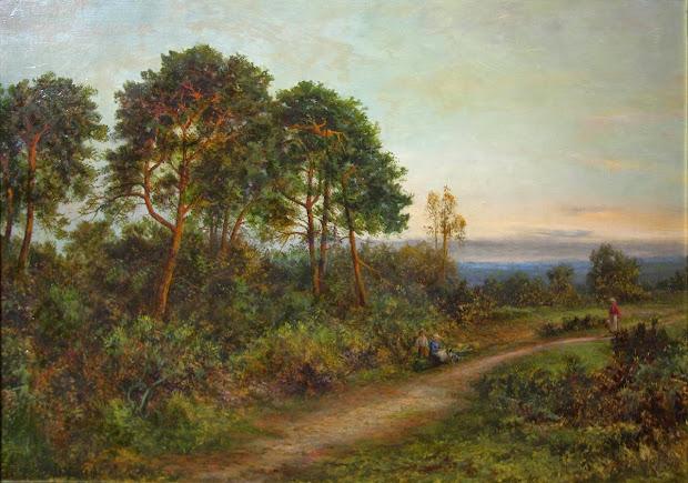 victorian british painting daniel