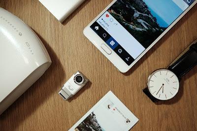 Eye-Plug, 3D, realidad virtual, gafas, doble cámara, smartphone, fotografía