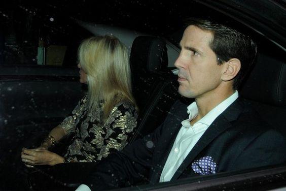 Crown Prince Haakon, Crown Princess Mette-Marit, Prince Pavlos and Princess Marie Chantal