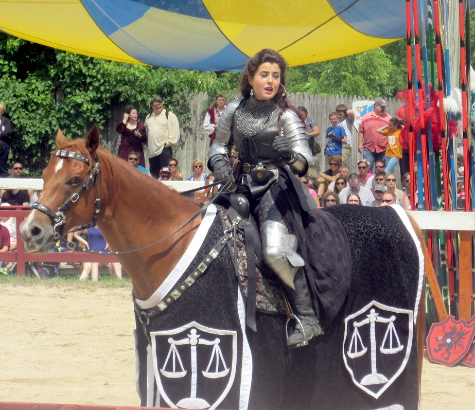 Renaissance Fairs: Seth Saith: Excursion To The 16th Century Provides A Faire