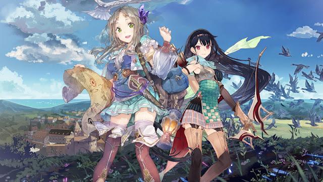 Koei Tecmo anuncia Atelier Firis
