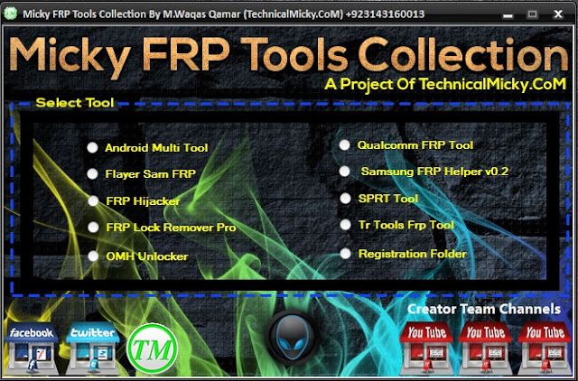 Micky FRP Tools Collection 2017 Free Download