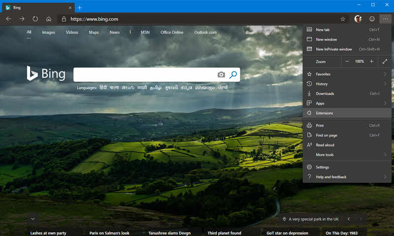 Here's how to enable the hidden Dark Theme on Chromium based Microsoft Edge browser