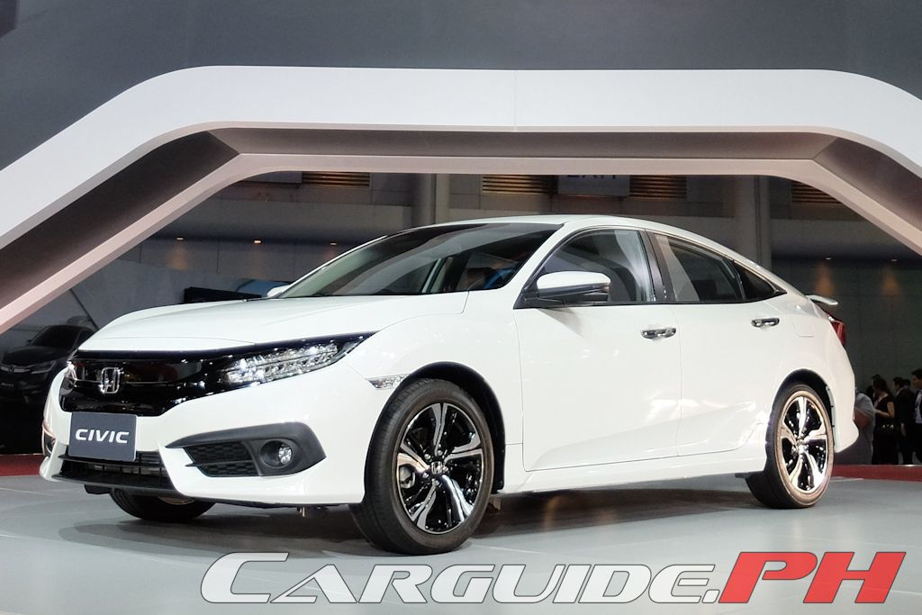 Honda Cars Philippines Reveals More Civic Details | CarGuide.PH ...