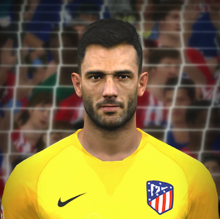 PES 2017 Faces Antonio Adan by FaceEditor Jefferson_SF