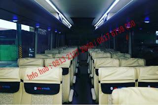 harga terbaik mobil bus medium mitsubishi 2019, bus pariwisata 2019