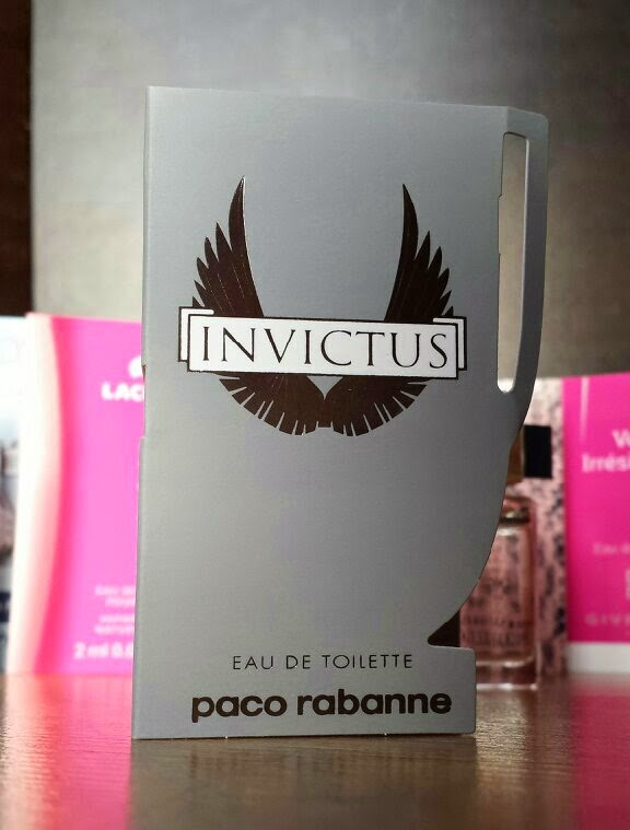 Paco Rabanne - Invictus - The Fragrance Shop Discovery Club Classics Collection