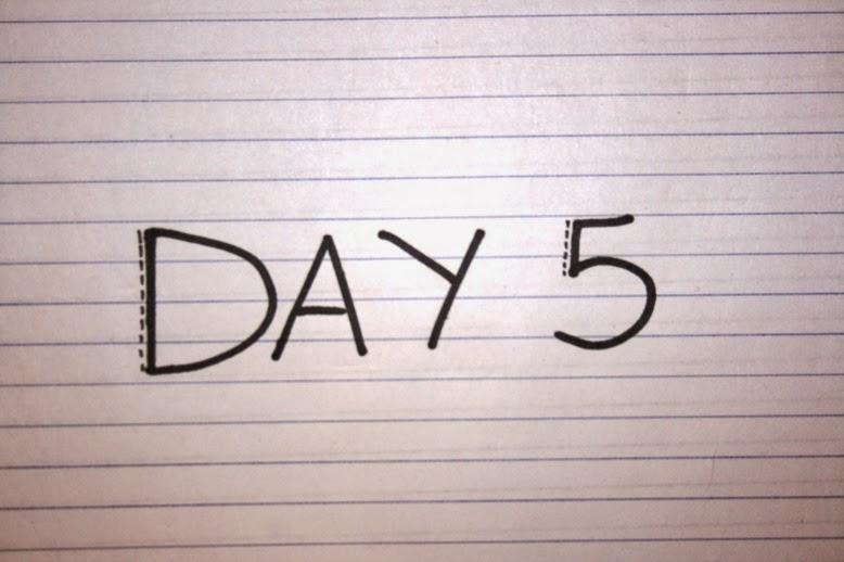 my kinda perfect day five
