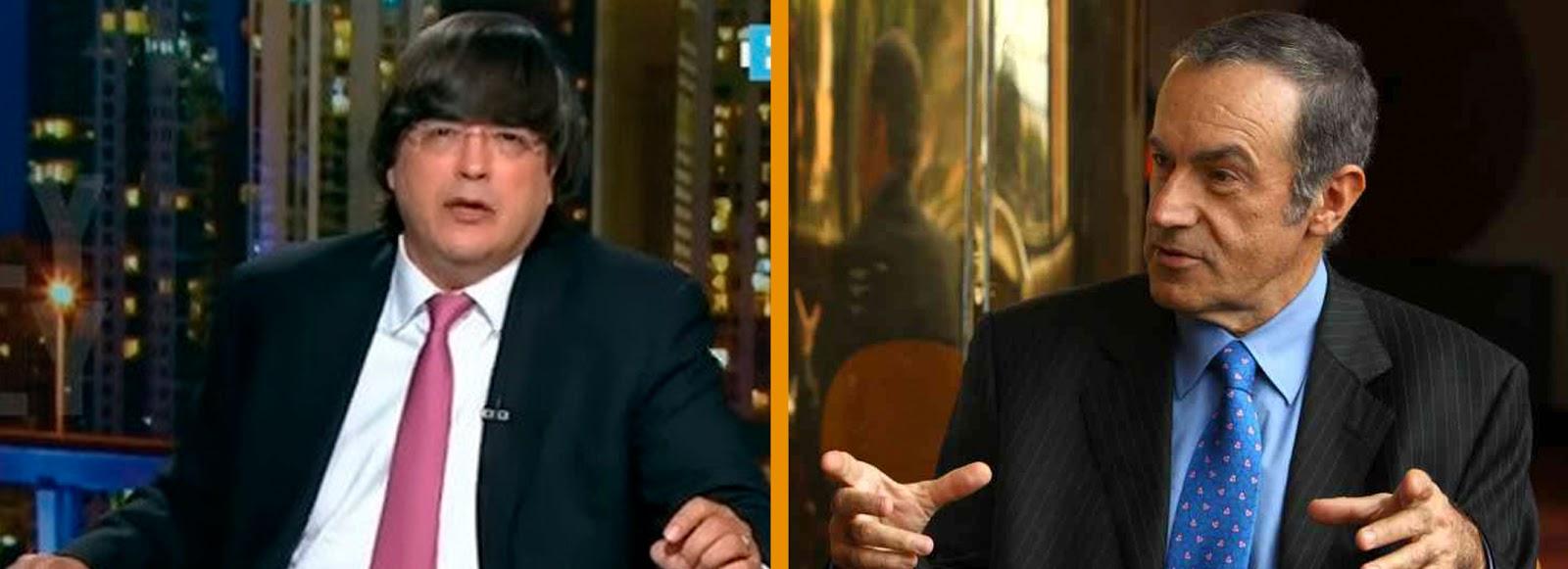 Bayly y Oppenheimer dedicaron sus espacios de opinión en EEUU para analizar el caso boliviano de la reelección / WEB MONTAJE